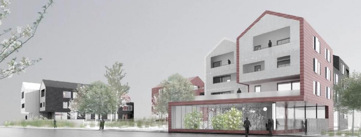 ICTEC Projet-BEZANNES logements