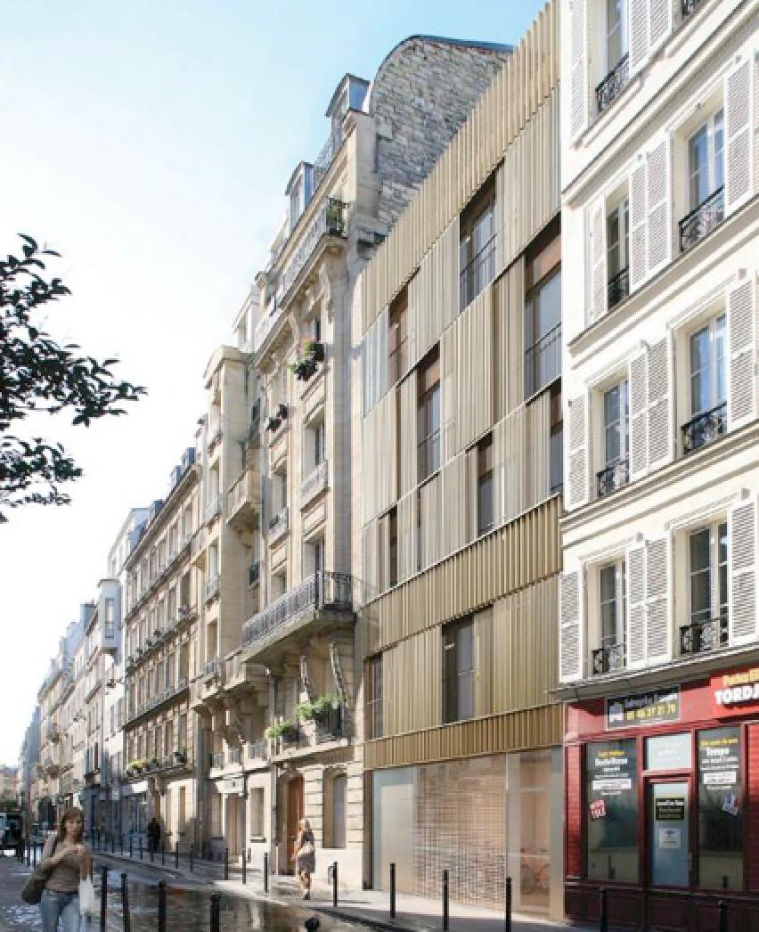 ICTEC Projet PARIS 17