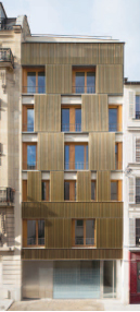économie construction 12 logements Paris