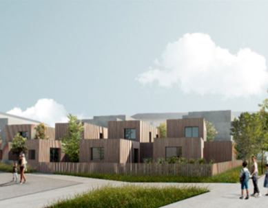 Economie construction 24 logements Saint-Nazaire