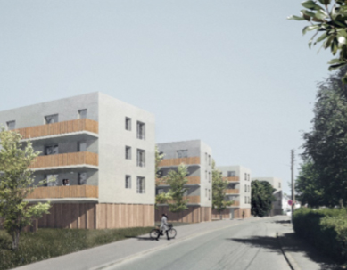 Economie de la construction 24 logements Saint-Nazaire