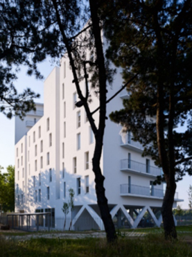 Economie construction 50 logements Nantes