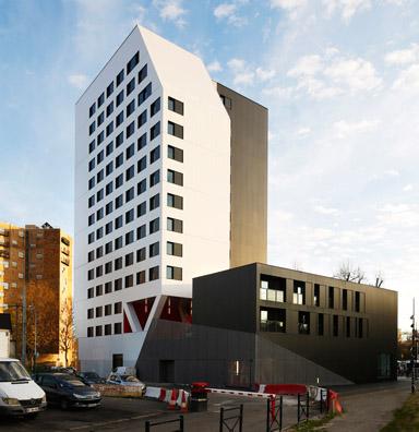 ICTEC - Projet Aubervilliers