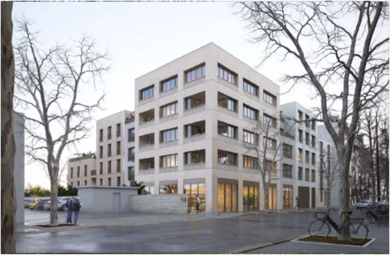 économie construction 33 logements Nantes