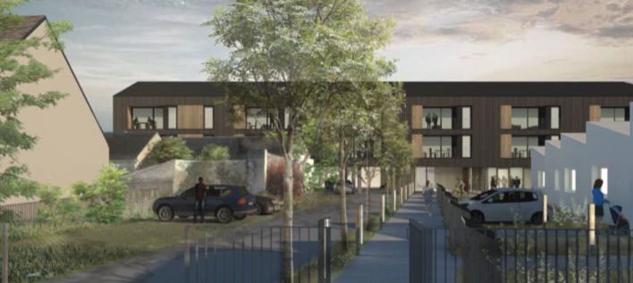 Economie construction 26 logements Angers