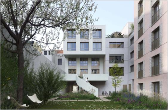 économie construction 33 logements Nantes 44