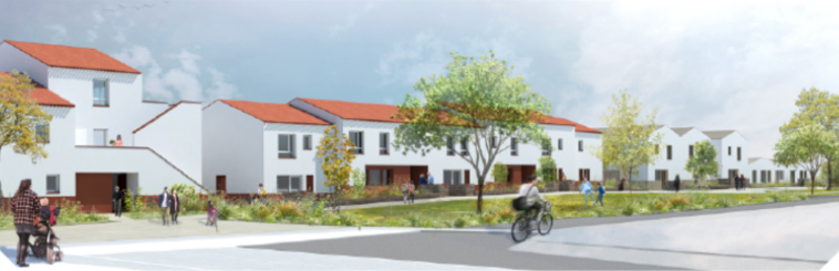 Economie construction 18 logements Les Sorinières