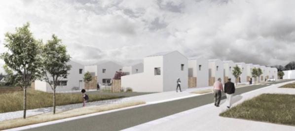 Economie construction 19 logements sociaux Châteaubriant