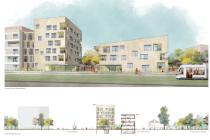 Economie construction 35 logements Nantes
