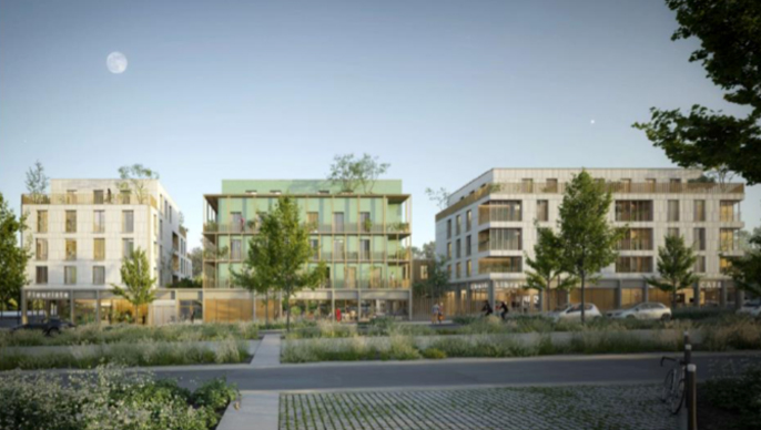 Economie construction 63 logements collectifs Saint-Herblain