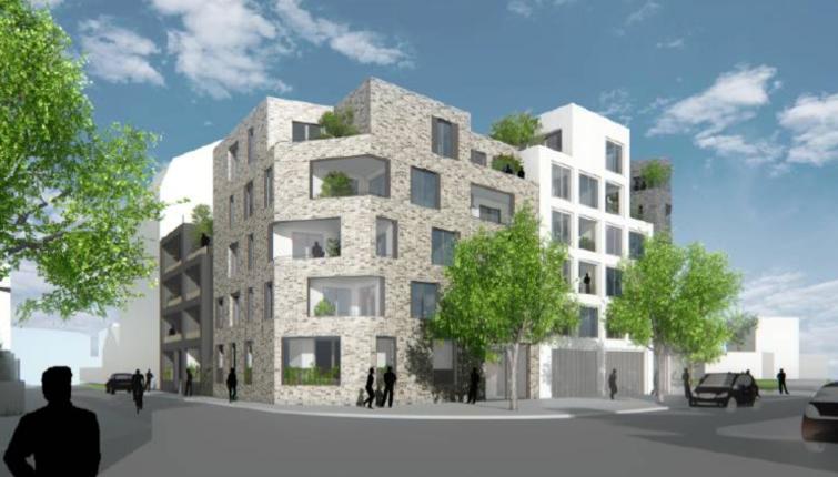 Economie construction 63 logements Epinay Sur Seine