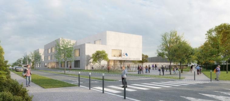 Economie construction collège gymnase Cergy