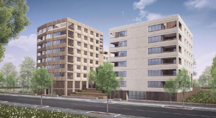 Economie construction programme résidences Nantes