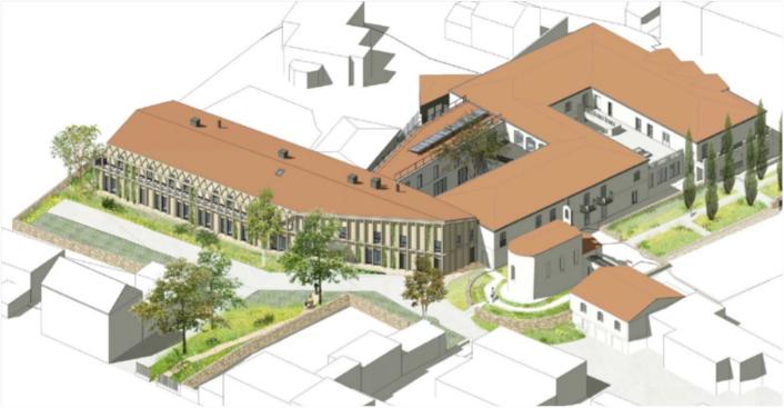Economie construction restructuration extension résidence Clisson